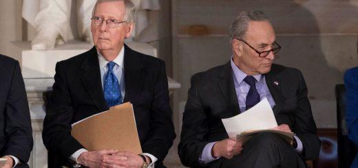 美参议院最终投票通过预算 政府重新开门