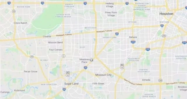 休斯敦西部一女子与人争执被枪杀 尸体藏匿车后座