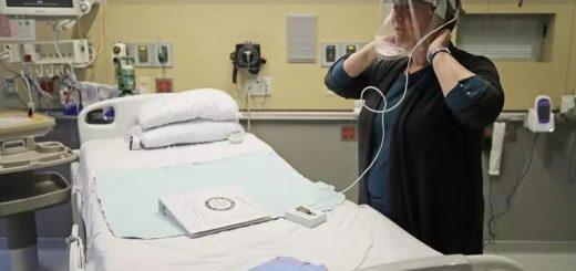 """美国医护人员亲诉首例新冠肺炎治愈全过程! 首次启动神秘""""单元""""对抗病毒!"""