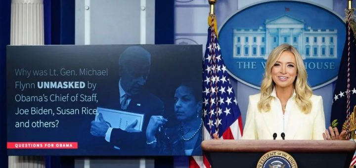 连珠炮!白宫美女发言人继续笑怼各大媒体记者……成功将教堂开放争议变成弗林案