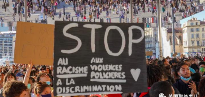 声援黑人示威活动继续波及全球!英法德西甚至日韩都开始了…