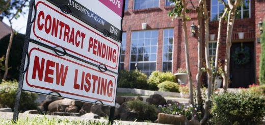 由于接近创纪录的低抵押贷款利率,达拉斯地区的房屋销售激增。