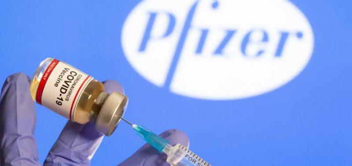 辉瑞疫苗有效性超90% 公司CEO:所有美国公民免费接种
