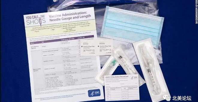 新政策!新冠疫苗卡或成为出入公共场所的必备!