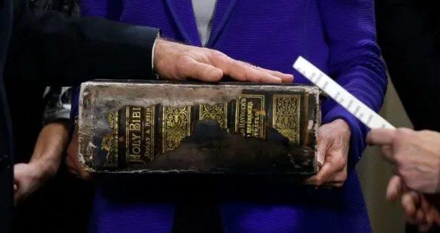 拜登将用祖传《圣经》宣誓,美国总统就职典礼中的那些事儿
