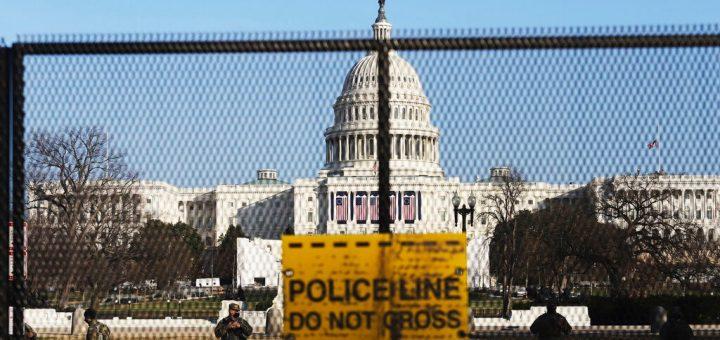 国会警方披露惊人情报:民兵欲在拜登国情咨文时炸国会