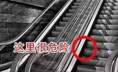 心痛! 华人男孩商场坐扶梯 脚掌被夹断! 电梯这几个地方最危险 家长小心!