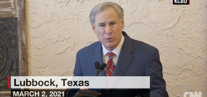 德州州长宣布:下周全面取消口罩令,所有商家全重开!