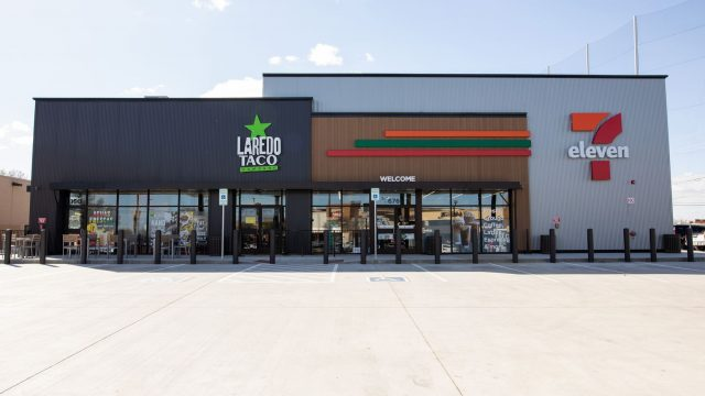 """The newest 7-Eleven """"evolution store"""" where the Irving-based retailer is testing new ideas."""