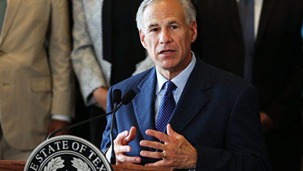 德州州长下令禁学校及地方政府强制戴口罩