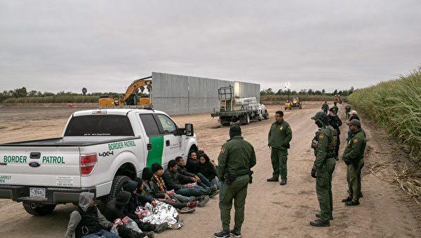 跨境犯罪激增 美国德州4县宣布紧急状态