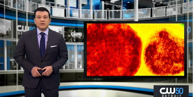 警告! 北美再爆一种恐怖病毒 致死率40% 症状类似新冠!