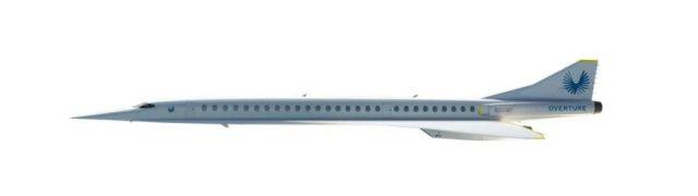 期待! 美联航购买15架超音速飞机 美国飞中国或将只需7小时